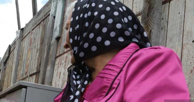 Урал бабушка 90 лет медики высадили дом оставили