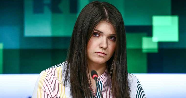 Варвара Караулова студентка ИГ скандал террористы суд надзор УД