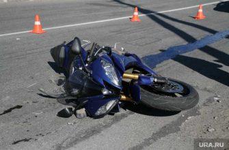 Популярный российский блогер разбился на мотоцикле