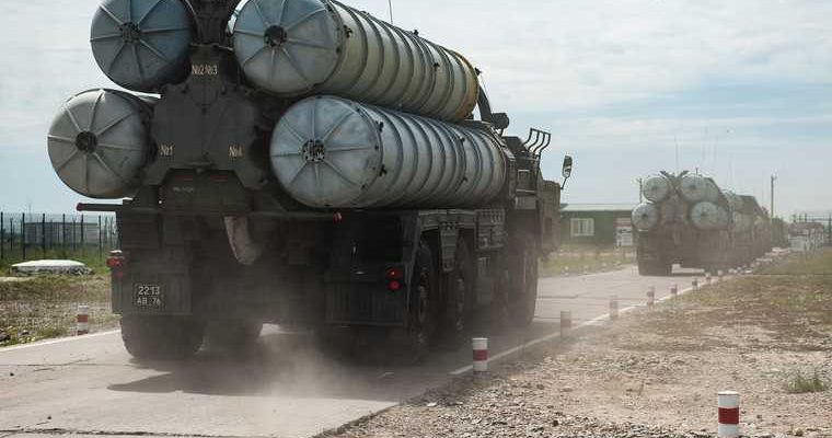 США Турция российские ракетные установки