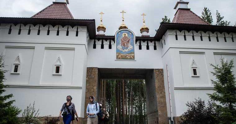 Среднеуральский женский монастырь экскурсия