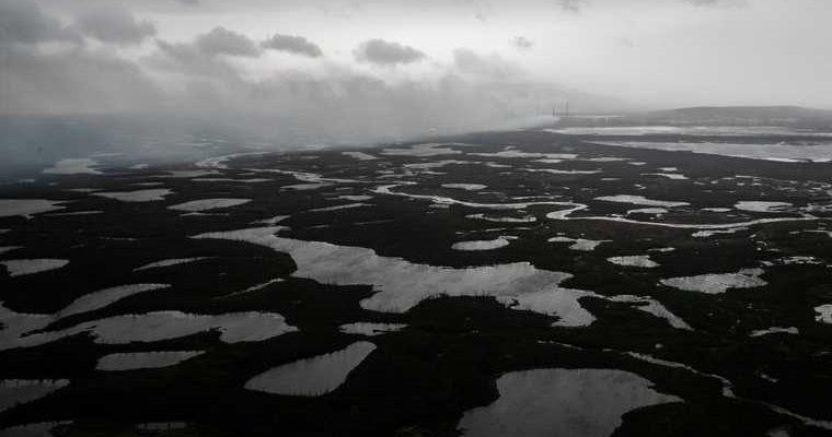 Ученые заявили о возможности повторного разлива топлива в Норильске