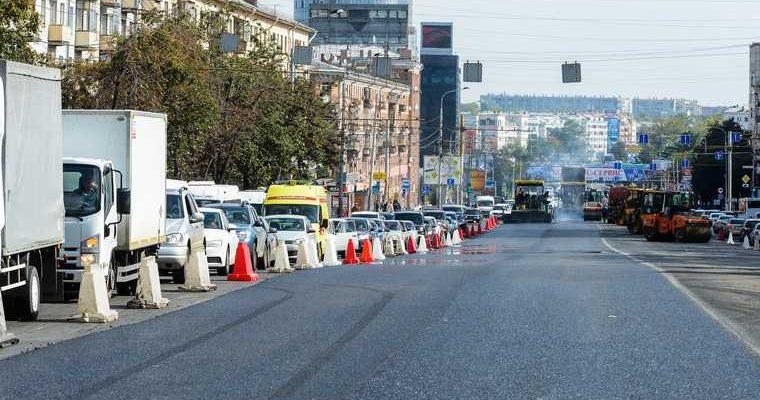 Челябинская область дороги ремонт приостановка аномальная жара