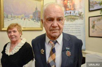 скончался Евгений Родыгин автор уральскоя рябинушки