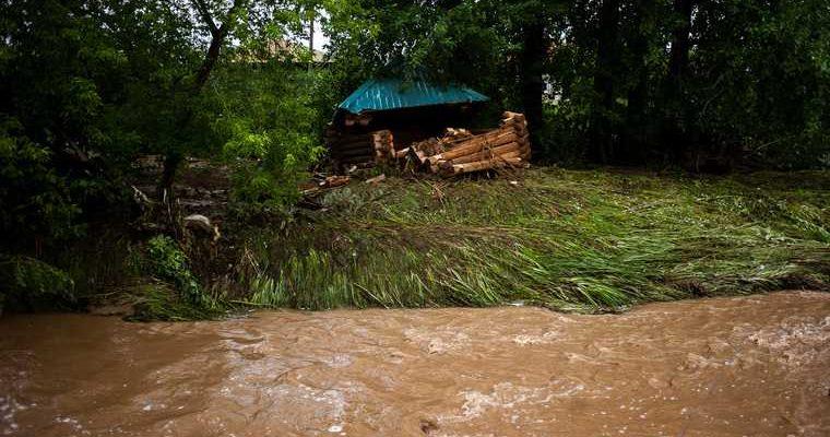 Нижние Серги потоп последствия вода подробности