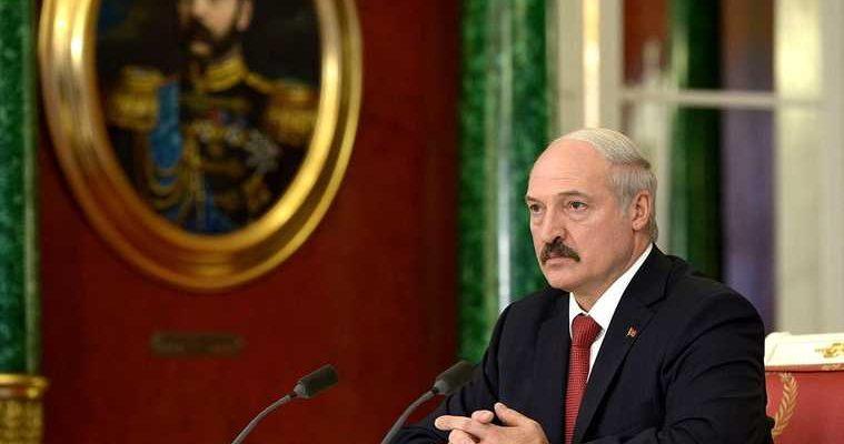 Лукашенко коронавирус