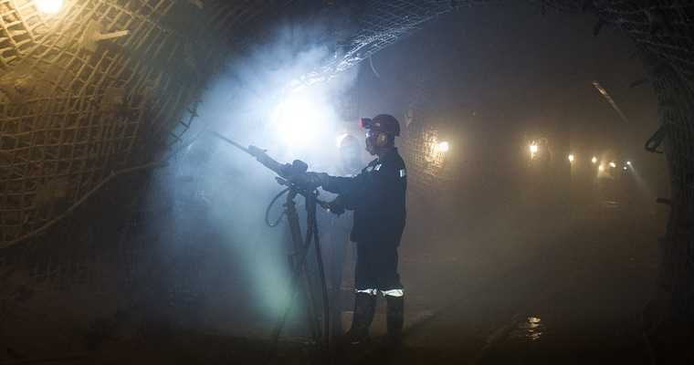 Китай коронавирус шахтеры