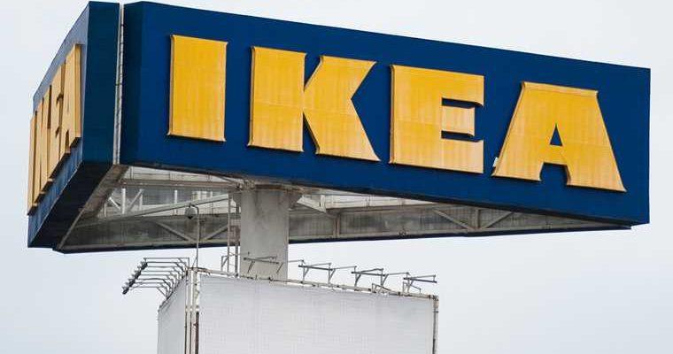 IKEA строительство в Тюмени