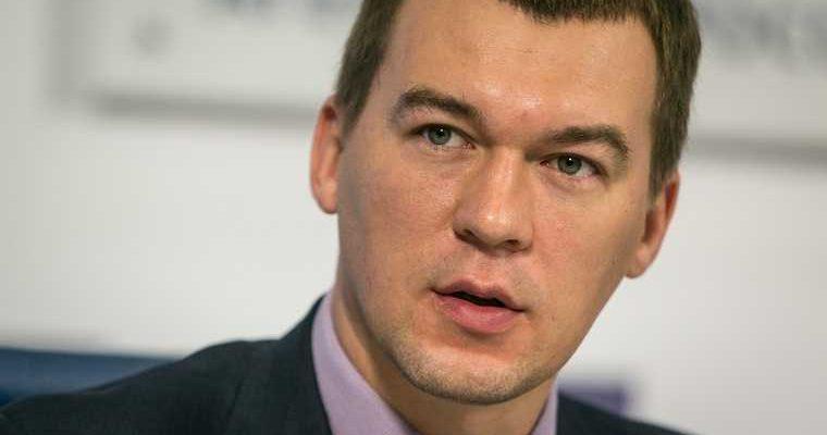 Дегтярев правительство Хабаровский края интервью