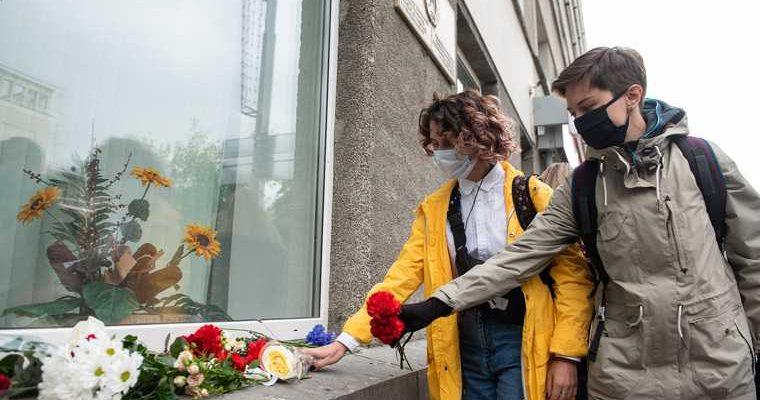 В выходные отметили 297-летие Екатеринбурга