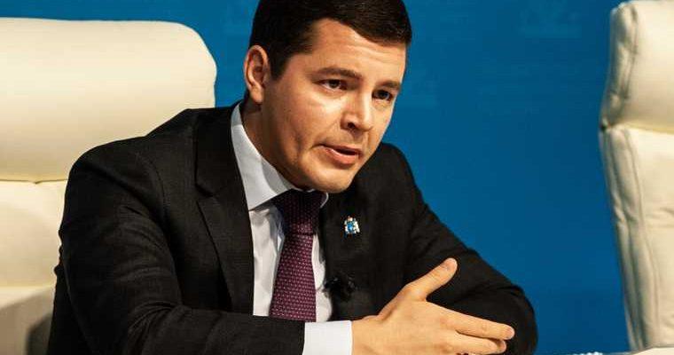 Дмитрий Артюхов губернатор ЯНАО антикоррупционная политика
