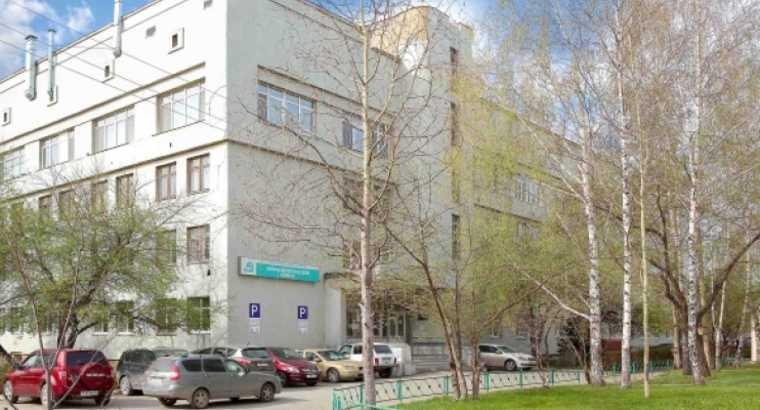 ГКБ 40 Екатеринбург выпал пациент