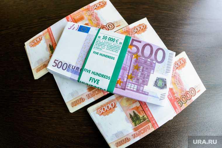 курс евро рекорд