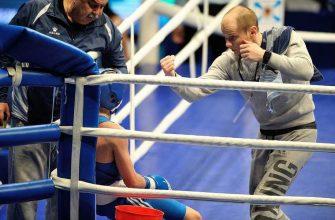 Новый тренер бокс Свердловская область