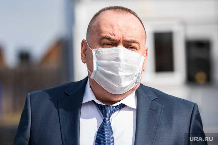 министр Андрей Карлов министерство здравоохранения Свердловская область советник