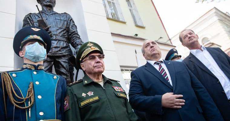 военкомат Екатеринбург скульптуры Симановский