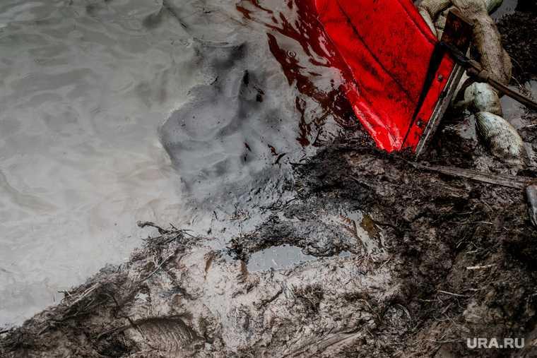 загрязнение вода Камчатка нефтепродукты эколог
