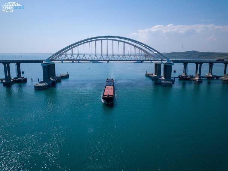 санкции из-за Крымского моста