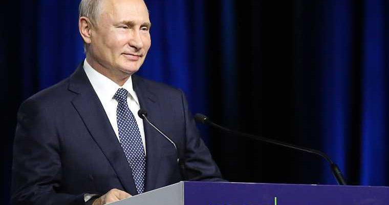 Владимир Путин Совет Федерации Олег Матвейчев Глеб Кузнецов сенатор