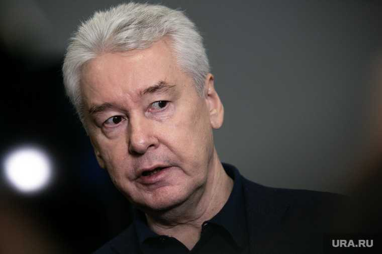 Собянин карантин коронавирус Москва эффективность