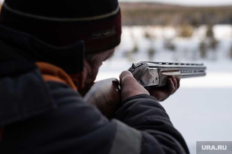 Новости ХМАО застрелил в упор застрелил виновника дтп в голову из ружья поселок Выкатной конфликт