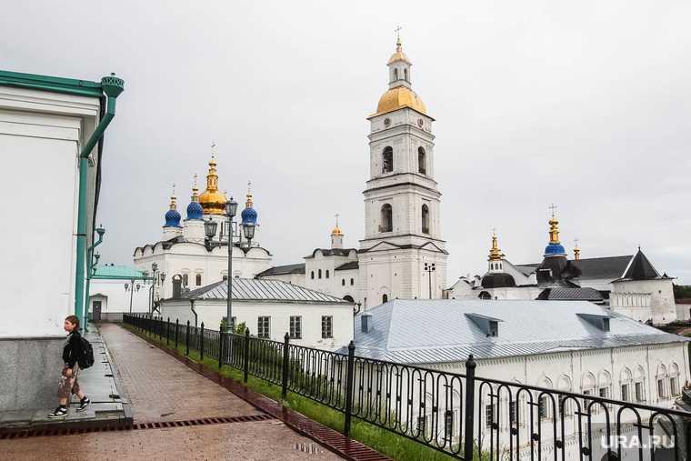 Шувалов приехал в Тобольск