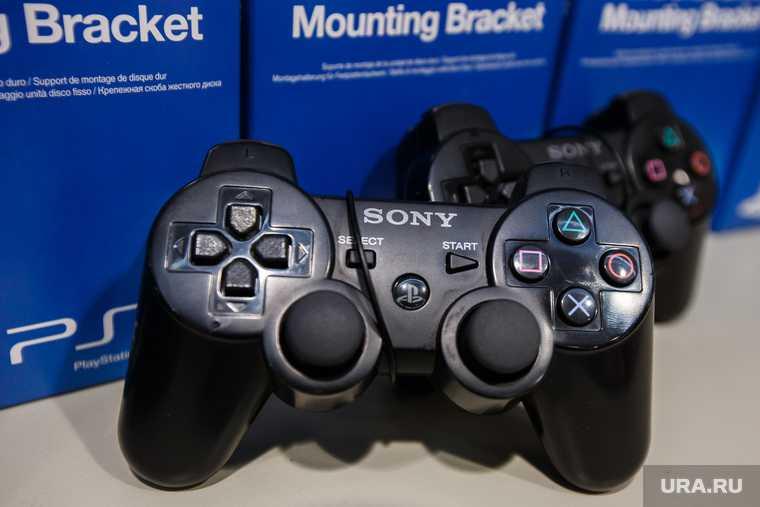 не загружаются игры PlayStation 5