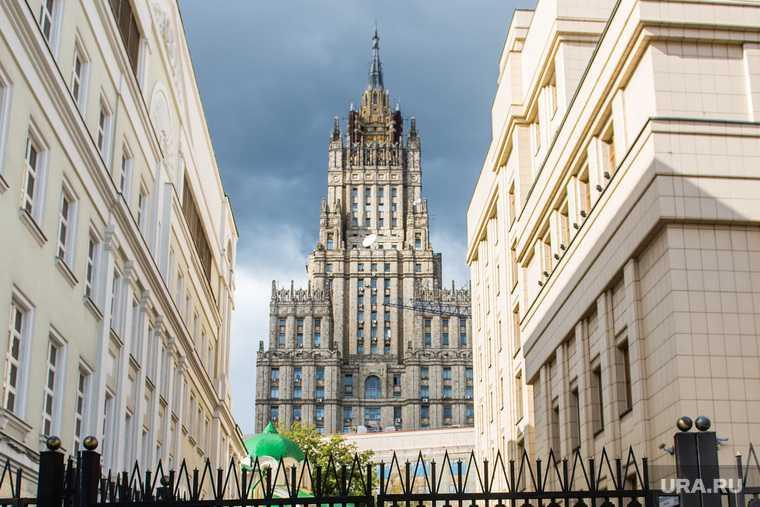 МИД карательная акция задержание журналистов Латвия