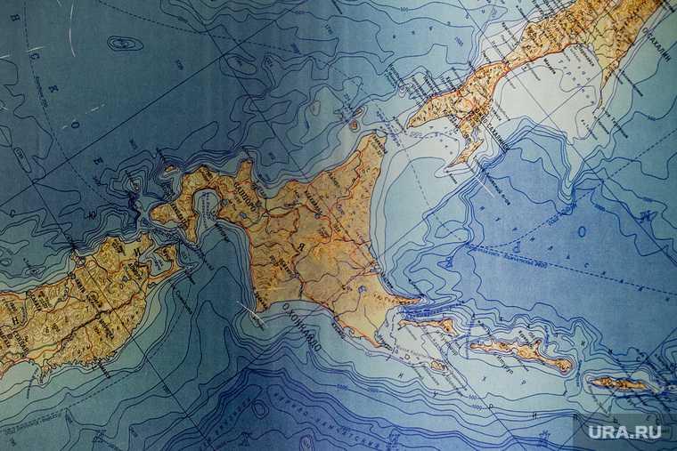 Курильские острова Россия США Япония Илдус Ярулин стратегическое значение