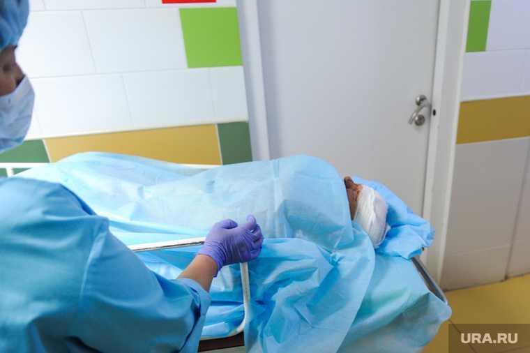 пожилая пермячка травмы больница Березники