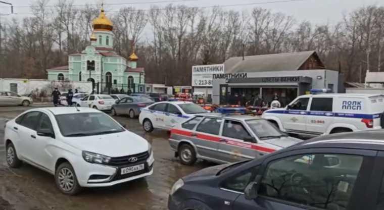 скандал Храм Екатеринбург