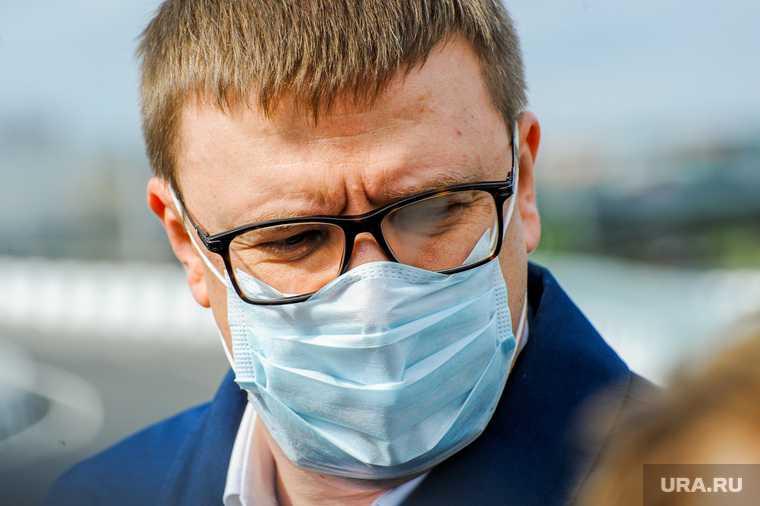 Челябинская область коронавирус COVID ковид новости