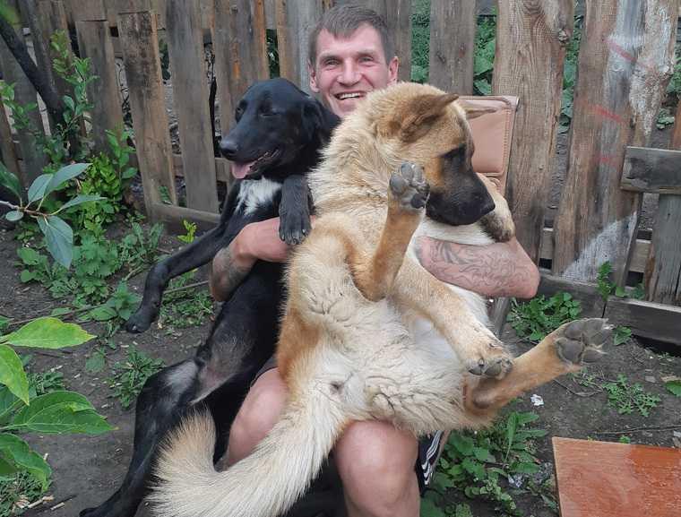 Big Russian Boss снимет в Екатеринбурге фильм про тюремного кота. Фото