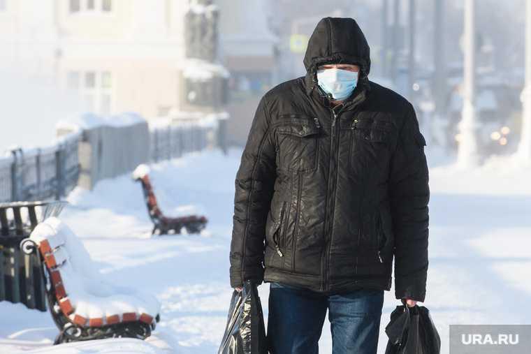 На Россию надвигается аномальный холод