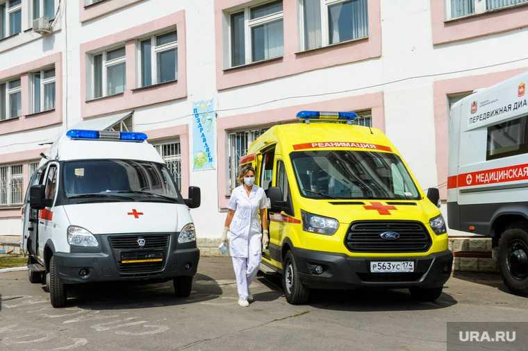 Челябинская область коронавирус Семенов Гехт врачи брифинг работа