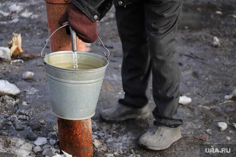 вода загрязнение Счетная палата Свердловская область грязная вода