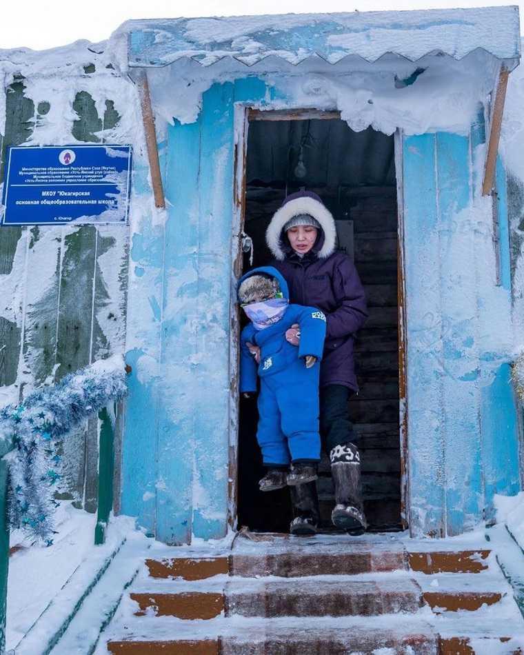 Блогер из ЯНАО показал, как живут потомки Колчака