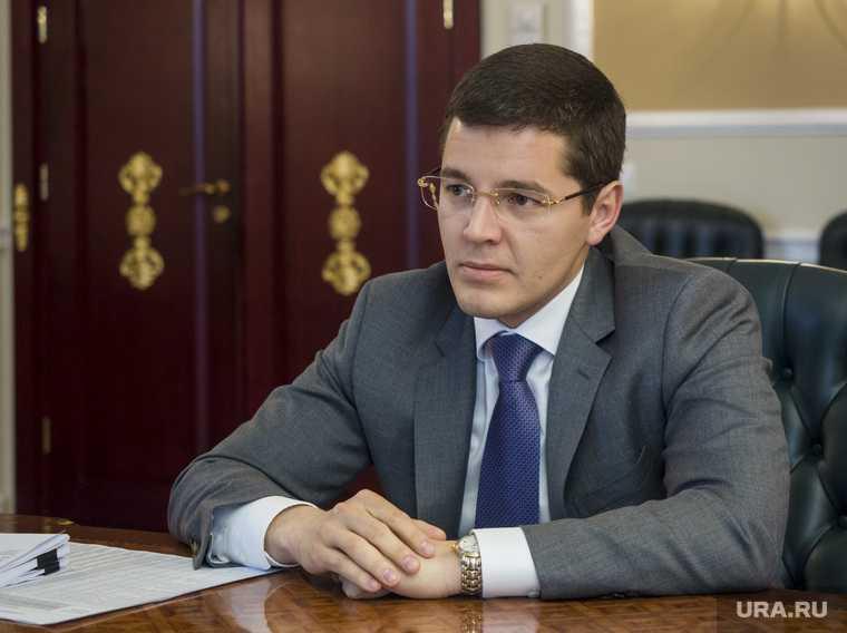 Олег Попов мэр Шурышкарского района ЯНАО