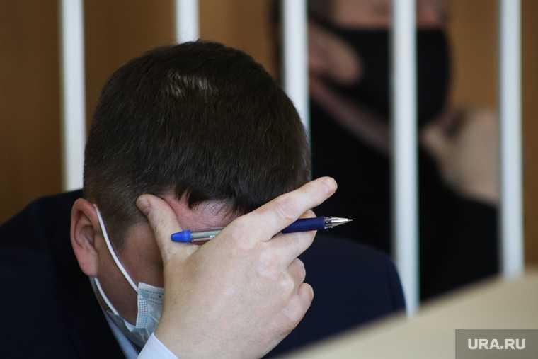 Судебное заседание по уголовному делу бывшего зам губернатора Пугина Сергея. Курган