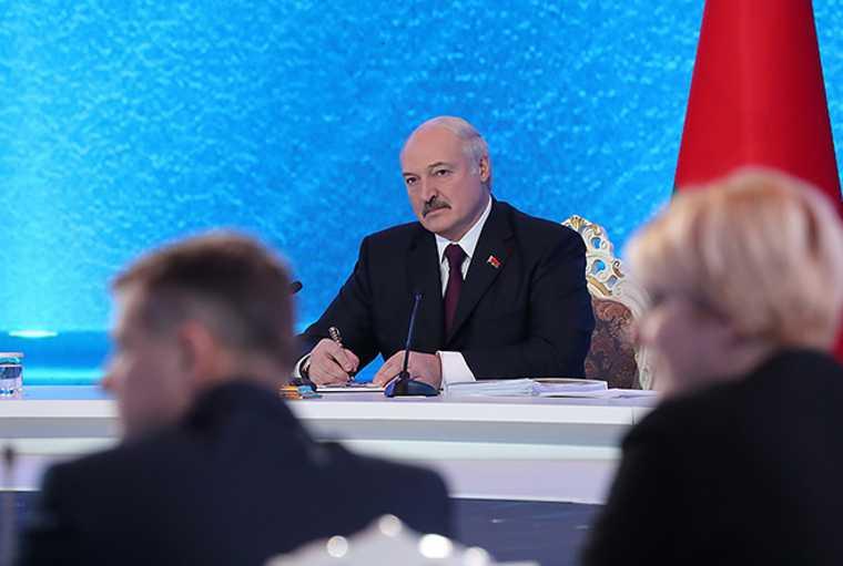 отношения России и Белоруссии