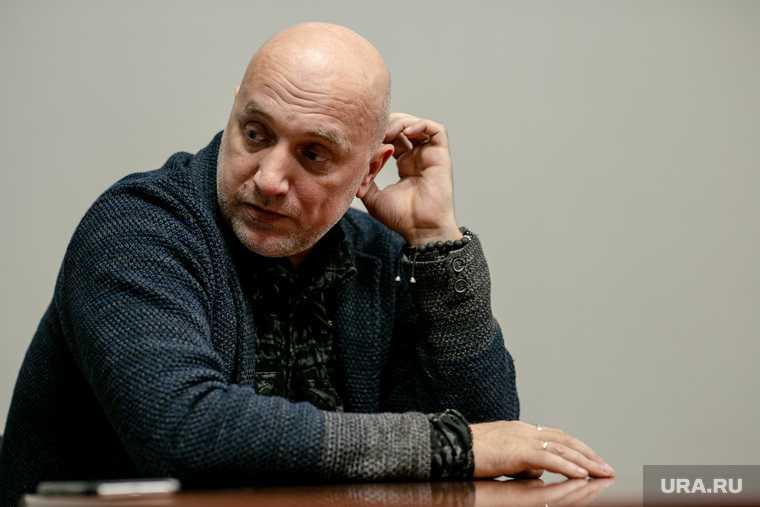 конфликт Прилепина с Сурковым