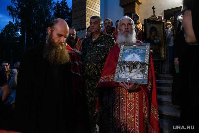 Среднеуральский монастырь убийство Сергий