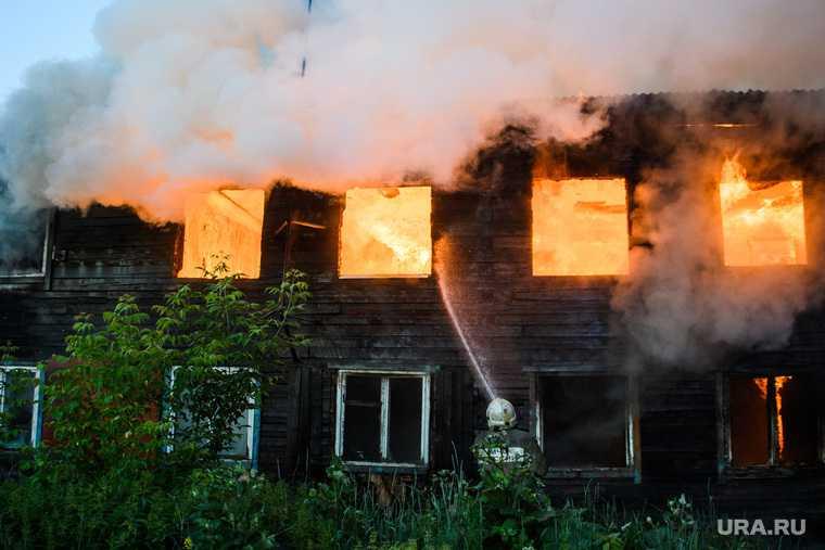 пироман Екатеринбург погибло 8 человек поджог