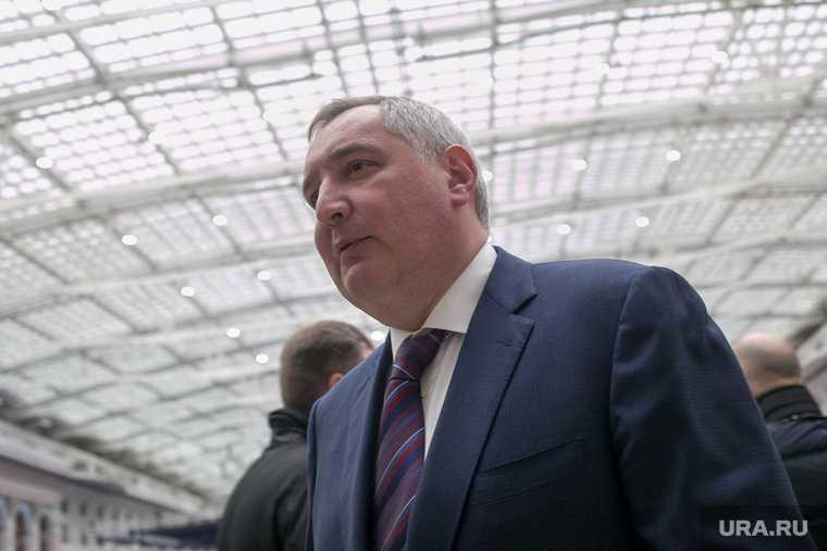 встреча Путин Рогозин космос
