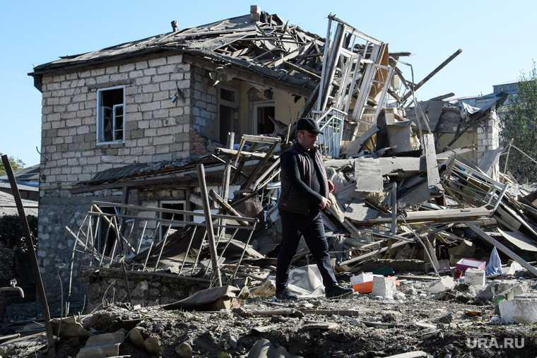 Нагорный Карабах российское оружие