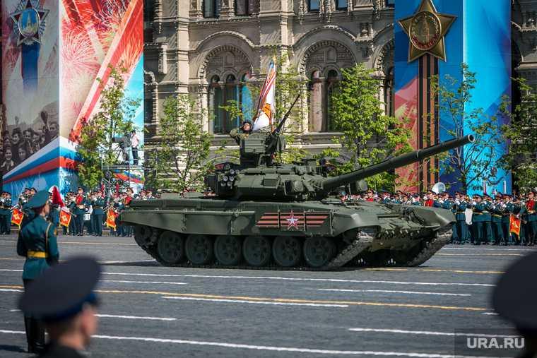 в США назвали российский танк смертоносным монстром