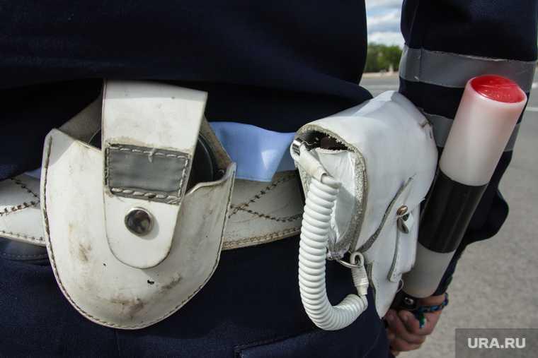 ЯНАО полиция Тарко-Сале скандал ГИБДД незаконное задержание