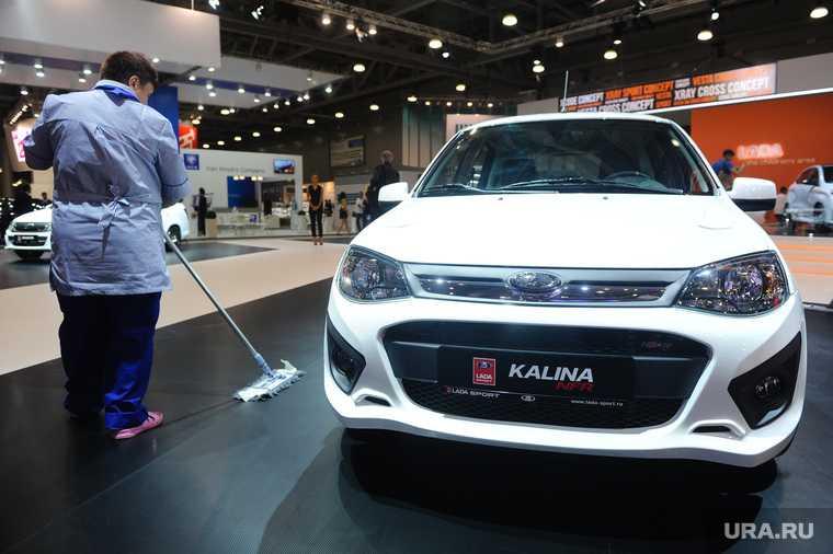 рост цен на Lada