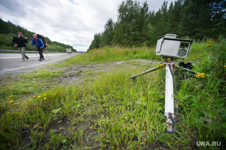 радар трасса Урал борьба