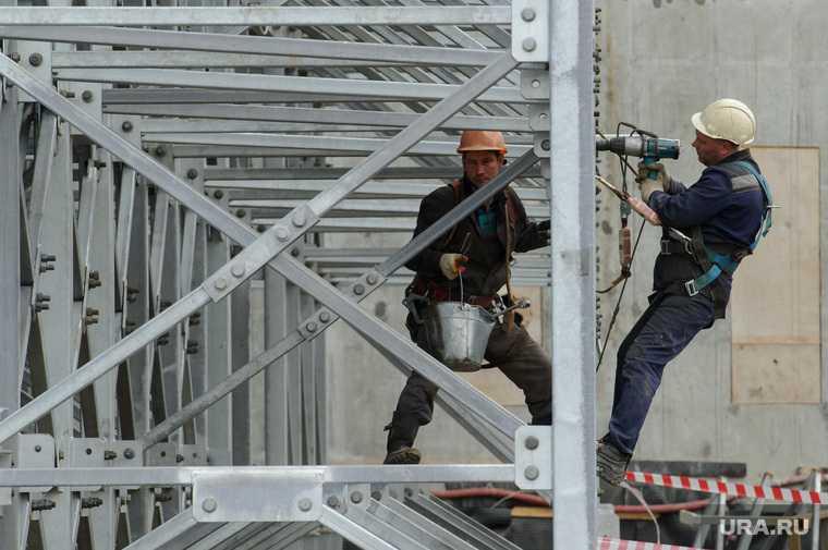 Реконструкция Центрального стадиона к ЧМ-2018 по футболу. Екатеринбург